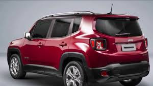 jeep red interior 2018 jeep renegade interior exterior and review my car 2018