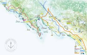 Cinque Terre Map How To Get To The Bay Of Poets Italy Travel In Portovenere