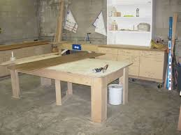 Build A Work Table Building A Cabinetmaker U0027s Workbench