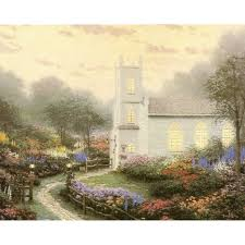115 best kinkade images on kinkade