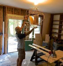sopo cottage october 2016 so i went with this statement fixture from ballard designs so i did manage to get a spherical fixture just not in the room i started with
