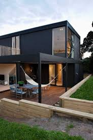 59 best black houses images on pinterest architecture homes and