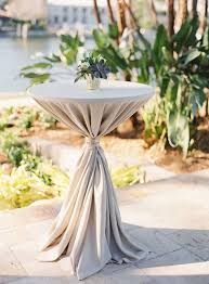 Table Decor For Weddings Awesome 40 Ideas To Decorate Wedding Cocktail Tables