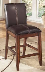 24 inch counter stool with upholstered back furniture store chicago