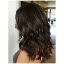 coke blowout hairstyle image result for subtle balayage dark hair hair pinterest