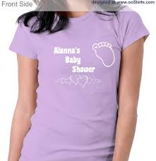 baby shower t shirts event design ideas for custom t shirts