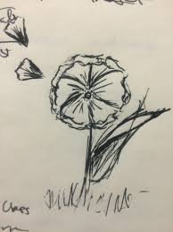 cool flower drawings 3 decoration clipgoo