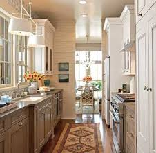 cabinet lighting galley kitchen 5 ways to create a successful galley style kitchen layout