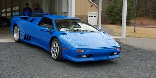 lamborghini diablo ebay donald s lamborghini is for sale on ebay business insider