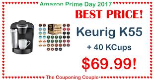 best black friday keurig deals best price keurig k55 brewer 40 kcups only 69 99