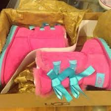 womens boots m and m direct buy ugg bailey bow boots princess pin blue curacao at mandm
