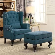 Teal Accent Chair Willow Dark Teal Accent Chair Cm Ac6271 Ideas For Home