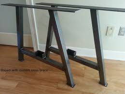 heavy duty table legs heavy duty steel folding table legs best table decoration