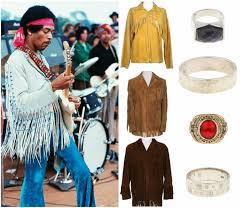 Jimi Hendrix Halloween Costume Style Icon Jimi Hendrix