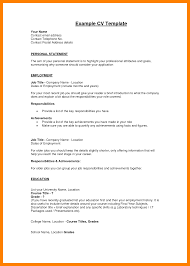 profile on a resume example resume example and free resume maker