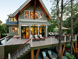 decking materials know your options hgtv