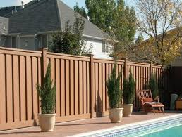 Cheap Fences For Backyard Cheap Fencing Ideas Cheap Composite Fence Boards Composite Wood