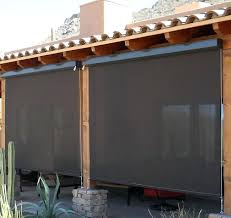 beautiful patio sun screens or 48 patio sunscreen roll up 2ftmt me