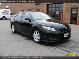 2009 toyota camry black 242 best camry images on cars toyota camry and car
