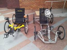 Recliner Bicycle by Gtm Blakbird Vastframe Handbike Fixed Frame Handcycle