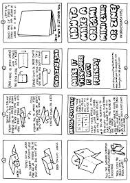 Zine Template by 19 Best Zine Images On Book Handmade