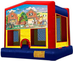 bouncy house rentals farm tractor bounce house rentals jumpers