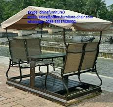 patio swing chair with canopy u2013 gemeaux me