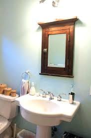 sink storage ideas bathroom pedestal sink storage cabinet bathroom cabinets sink