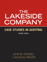 lakesidecompany case book financial audit audit