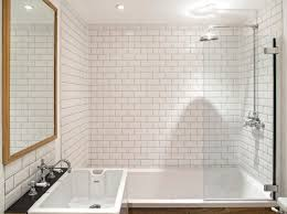 1930 bathroom design subway tile shower design to beautify your bathroom area