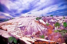 enchanted rock stargate in the u0027heart u0027 of texas shift frequency