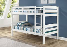 viv rae mallory twin bunk bed u0026 reviews wayfair
