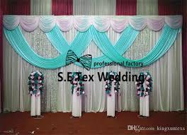 wedding backdrop prices 2018 whlolesale price 3m 6m wedding backdrop curtain stage