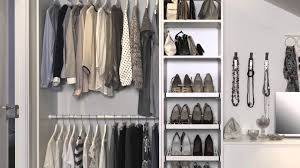 Clothes Storage Solutions by Flexible Clothing Storage Ikea Home Tour Youtube