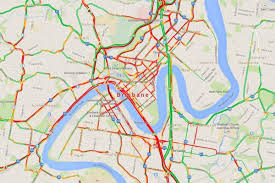 traffic map brisbane traffic map traffic map brisbane australia