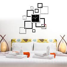 Wall Clock For Living Room by Large Wall Stickers For Living Room Lilalicecom With Best Large