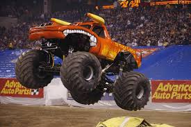 kids monster truck show jam is coming to lake erie speedway tips for attending with kids