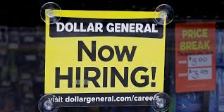 is the dollar store open on thanksgiving day dollar general to create roughly 10 000 new jobs this year