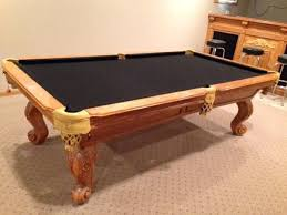 kasson pool table prices kasson billiards ball claw pool table for sale sold sold used