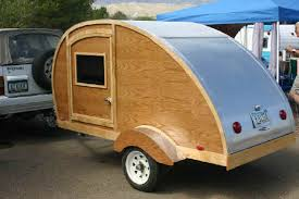 Teardrop Camper With Bathroom Teardrop Trailers With Harbor Freight Utility Trailers