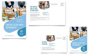 postcard designs business postcard templates direct mail
