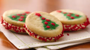 christmas tree sandwich cookies life made delicious