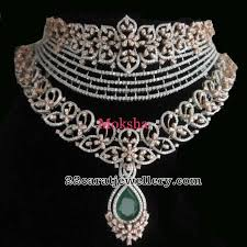 best diamond necklace images 505 best indian diamond jewelry images by totaram jewelers on jpg