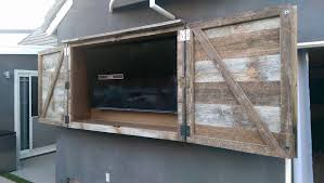 Outdoor Tv Cabinets For Flat Screens by Living Room Amazing Build An Outdoor Tv Cabinet Hgtv Cabinets