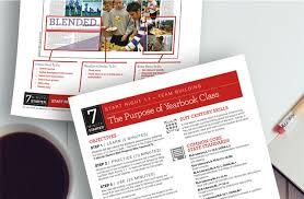 class yearbook yearbook class curriculum jostens