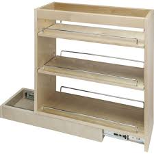 8 Inch Wide Maple Kitchen Cabinet Base Cabinet Pullout 8 X 21 X