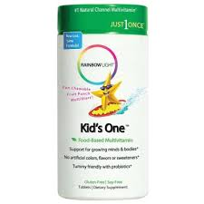 rainbow light prenatal one vitamins kids one multivitamin rainbow light