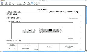 2009 nissan sentra stereo wiring diagram who wants diagrams forum