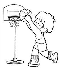 printable 10 boy coloring pages 10513 boy holding