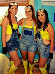 Minions Halloween Costumes Adults 16 Dress Images Halloween Ideas Happy
